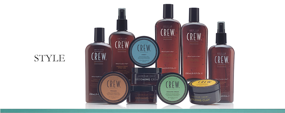 Style Hair Products Endearing The Must Have Mens Style  The Edge In Hair  Hair Dresser Castle Hill