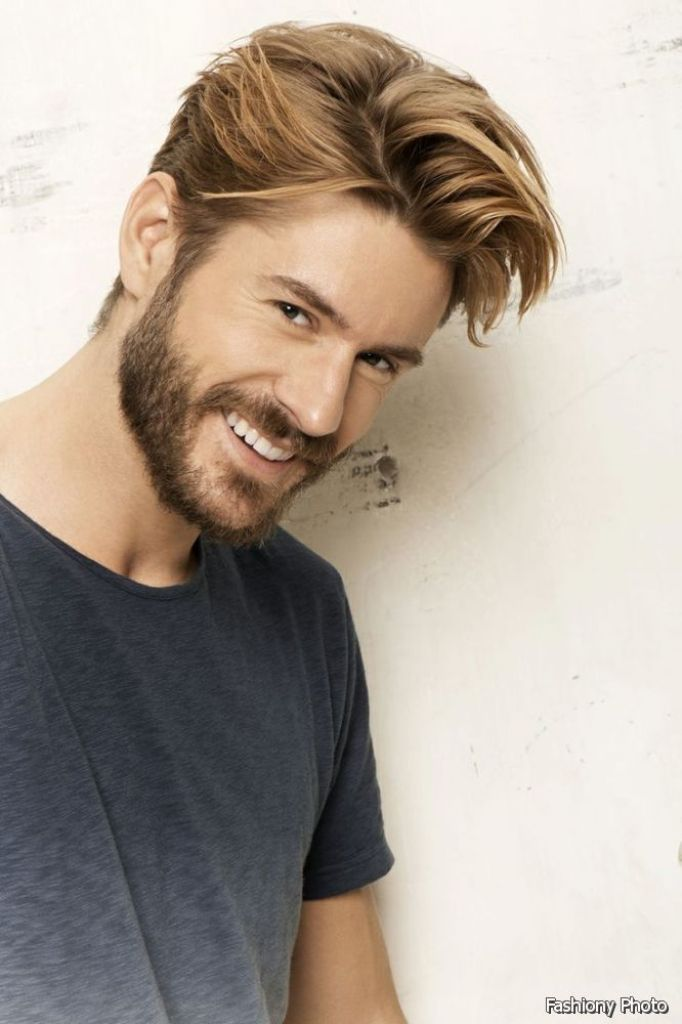 Hair Color Style Men Alluring The Must Have Mens Style The Edge In Hair  Hair Dresser